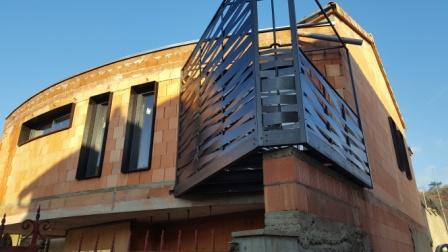Réhabilitation d'une maison en briques rouges