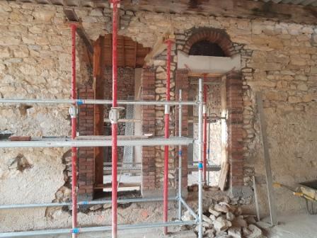 Création d'ouvertures, rénovation