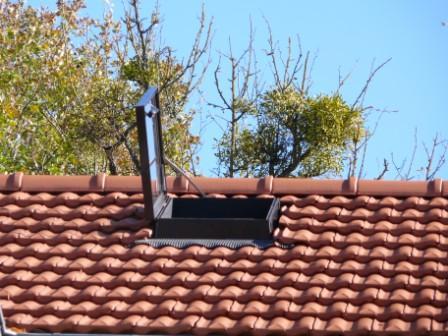 Rénovation toiture tuile en Isère