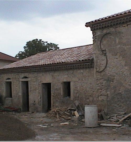 Rénovation toiture  : après